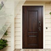 Klasikinio stiliaus medinės lauko durys (0)