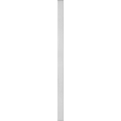 Patraukiama rankena nr 10 tiesi metalic 80 cm