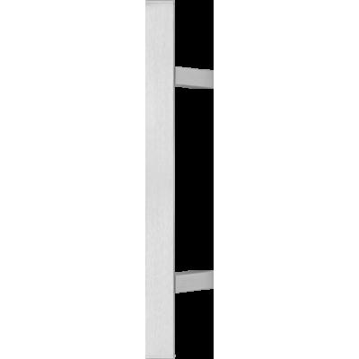 Patraukiama rankena nr 17 įstriža metalic 50 cm