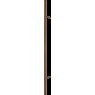 Patraukiama rankena nr 3 įstriža sendintas auksas 120 cm