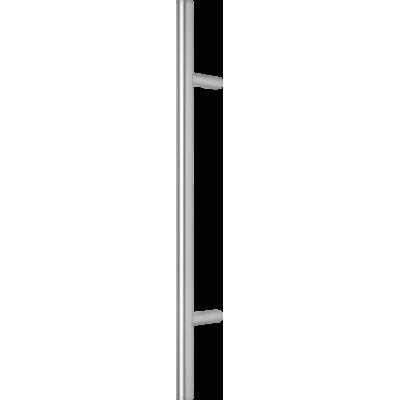 Patraukiama rankena nr 8 tiesi metalic 80 cm