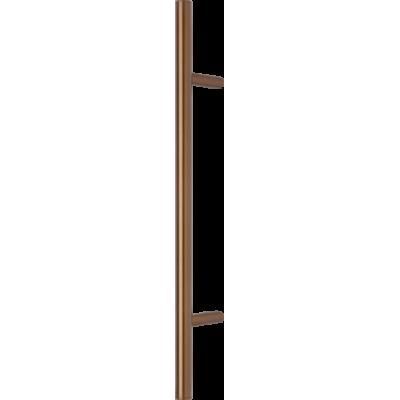Patraukiama rankena nr 9 įstriža sendintas auksas 80 cm